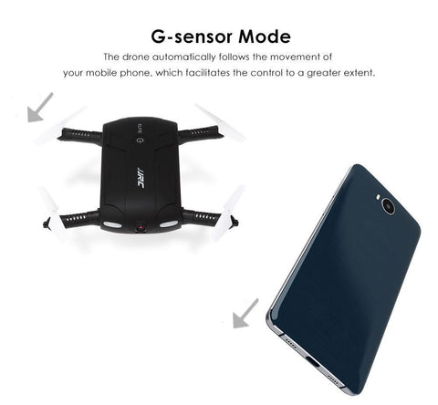 Advanced Mini HD Selfie Drone