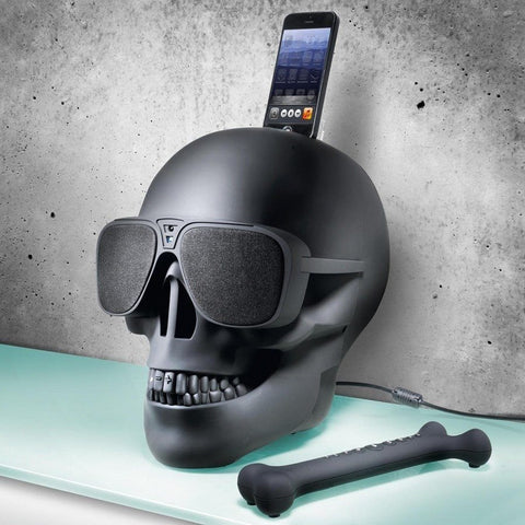 Skull Wireless Bluetooth Speaker - Limited Edition