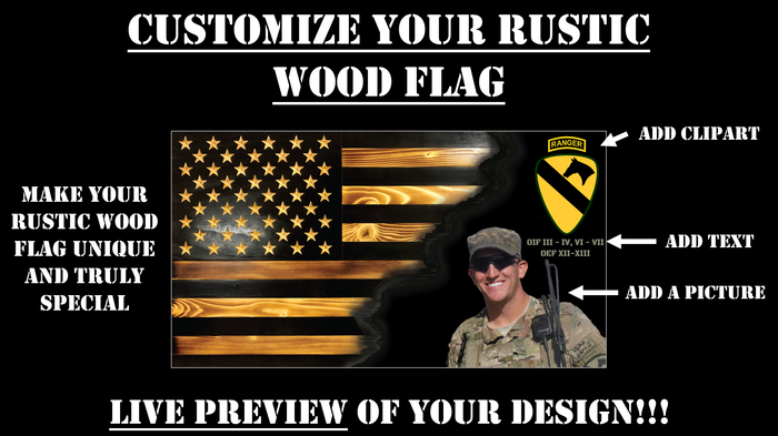 Customize Your Own Flag