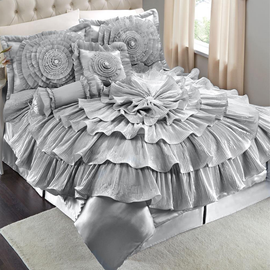 Brylanehome Romance Bed Comforter Set
