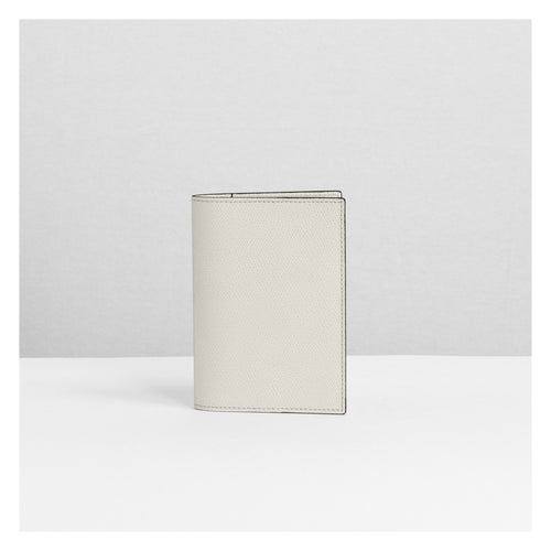 Pinetti Liverpool Passport Cover - Cream