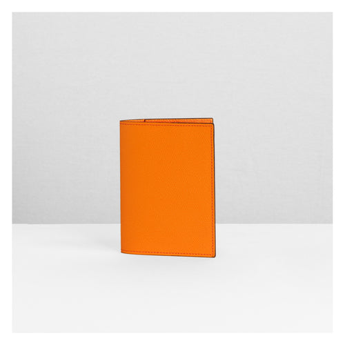 Pinetti Liverpool Passport Cover - Orange