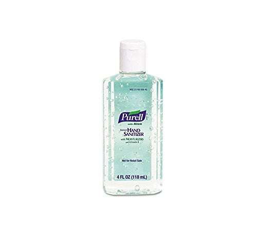 MCK96312700 - Hand Sanitizer with Aloe Purell Alcohol (Ethyl) Gel Bottle