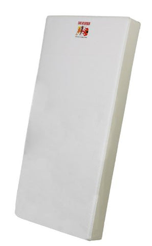 Dream On Me EvenFlo Baby Suite Selection 100 Three in. Square Corner Firm Mattress