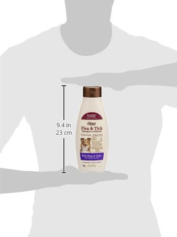 Oster Oatmeal Naturals Flea and Tick Shampoo