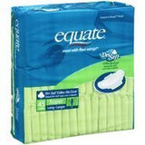 Equate Super Long Maxi Pads With Flexi-Wings, 45 Count