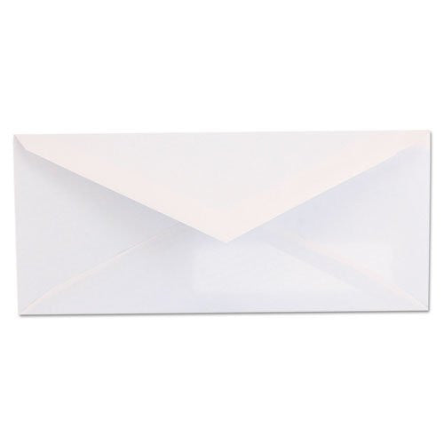 Universal 35203 Security Tinted Window Business Envelope, UNV35203