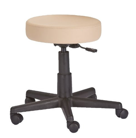 Earthlite Pneumatic Rolling Stool