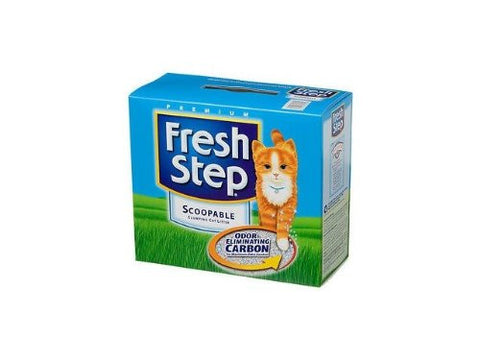 Fresh Step Litter With Odor Shield Scoopable 25 Lbs.