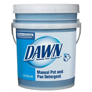 Dawn® Manual Pot & Pan Dish Detergent, Original Scent, 5 Gallon Pail
