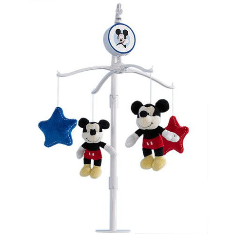 Disney Baby Best Friends Mickey Mouse Musical Mobile