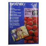 Brother Premium Glossy Photo Paper - K31339