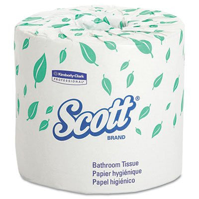 KIM13607 - Scott Embossed Bath Tissue