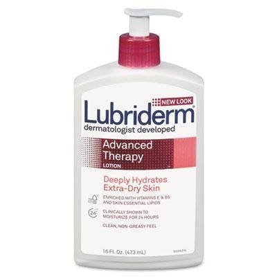 Lubriderm Therapy Size 16z Lubriderm Advanced Therapy Moisturizing Lotion For Extra-Dry Skin