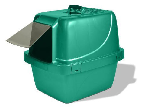 Van Ness Plastics 794616 Xgiant Sifting Enclosed Cat Pan