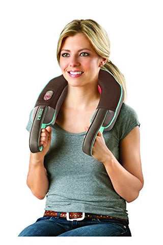 Homedics Neck & Shoulder Massager With Heat