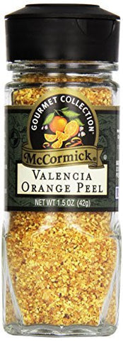 McCormick Gourmet Collection, Orange Peel, 1.5-Ounce Unit Home Grocery Product
