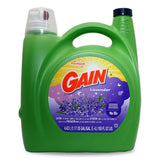 Gain With FreshLock Lavender Liquid Detergent 96 Loads 150 Fl Oz