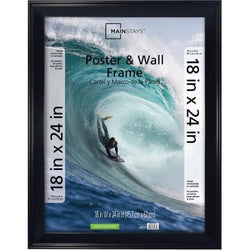 Mainstays 18x24 Casual Picture Frame, Black
