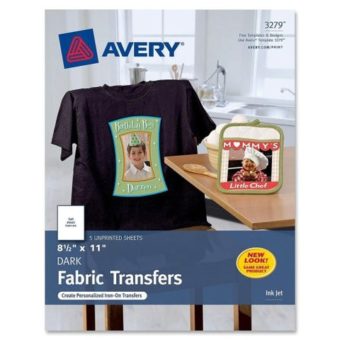 AVE3279 - Avery Iron-on Transfer Paper