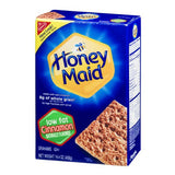 Nabisco Honey Maid Cinnamon Low Fat Grahams, 14.4 Ounce
