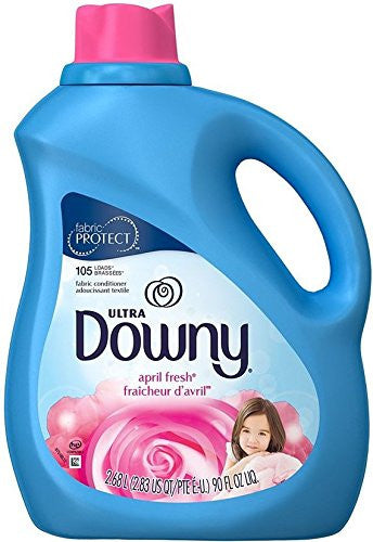 Downy Fabric Softener, 90 Ounce