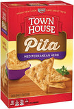 Keebler Town House Pita Crackers, 9.5 Ounce