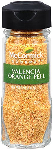 McCormick Gourmet Collection Orange Peel, 1.5 oz