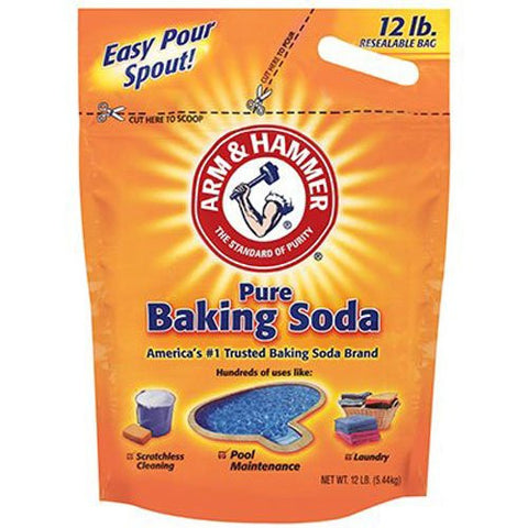 Baking Soda A&H 12lb