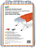 Honey-Can-Do BRD-01292 Folding Tabletop Ironing Board with Iron Rest