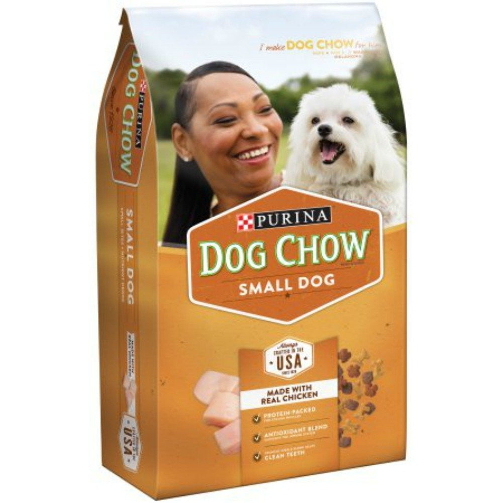 Dog Chow Little Bites Indoor 4