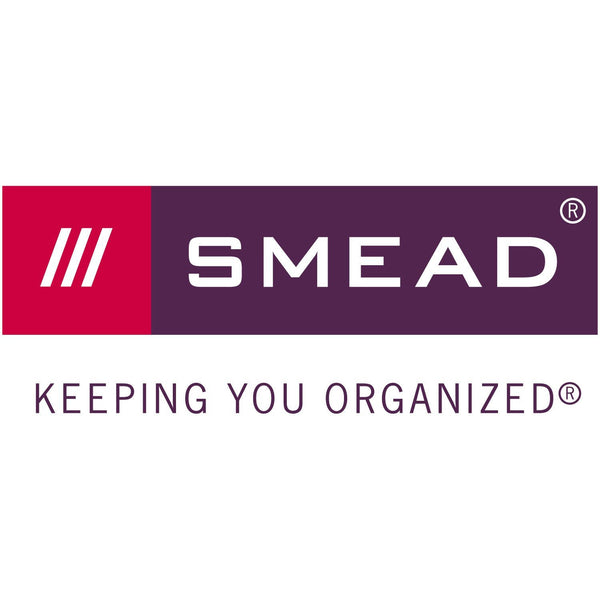 Smead Hanging File Folders, Untabbed, 11 Point Stock, Letter, Green, 25/Box