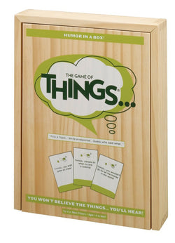 The Game of Things Board Game