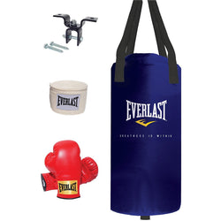 Everlast 25lb Heavy Bag Kit