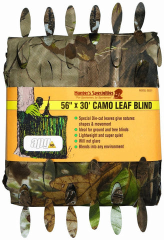 Hunters Specialties Camo Leaf Blind Blind Material