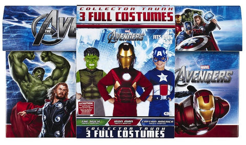 Marvel's Avengers Animated Multi Dress Up Trunk