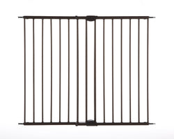 North States Industries Supergate Easy Swing and Lock Metal Gate
