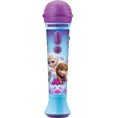 KIDdesigns Frozen Magical MP3 Microphone-Colors Mary Vary
