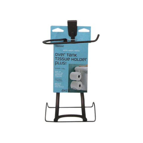 InterDesign Axis Free Standing Toilet Paper Holder