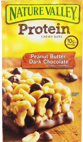 Nature Valley Protein Bars, Peanut Butter Dark Chocolate, 26 Count
