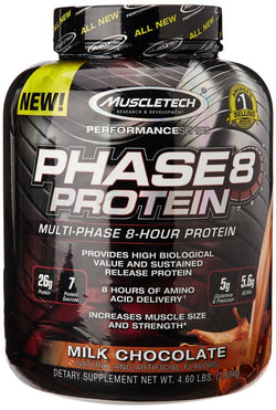 Muscletech Phase 8 Diet Supplement