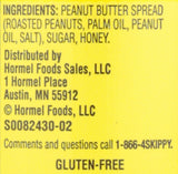 Skippy Natural Peanut Butter - Honey - 15 Ounces