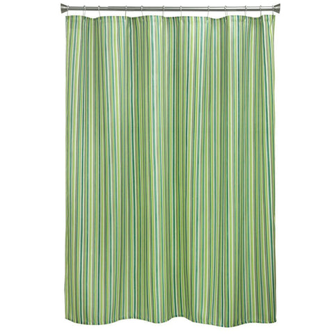 Sea Stripe Shower Curtain