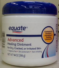 Equate Advanced Healing Ointment 14 oz Compare to Eucerin by selltop15