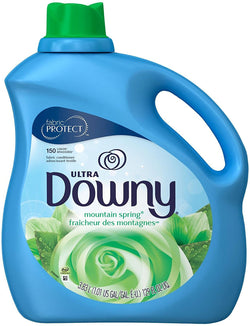 Downy Liquid Fabric Conditioner - 129 oz - Mountain Spring