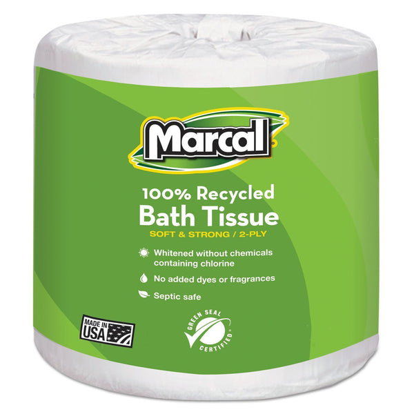 Marcal Small Steps Recycled Bath Tissue (15706080)