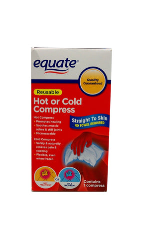 Equate Reusable Hot or Cold Compress