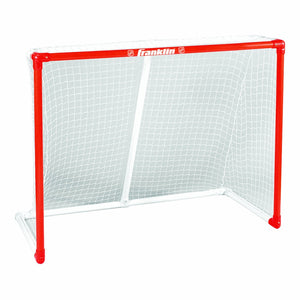 Franklin Sports NHL Street Hockey SX Pro Innernet PVC Goal with Top Shelf (54-Inch)
