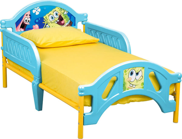 Nickelodeon Sponge Bob Toddler Bed