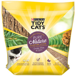Purina Tidy Cats Pure Nature Cat Litter